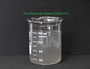 Xút lỏng 25% | Dung dịch NaOH 25% | Natri Hydroxide 25%