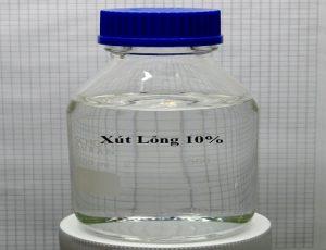 Xút lỏng 10% | Dung dịch NaOH 10% | Natri Hydroxide 10%