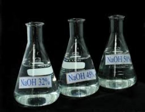 Bán xút lỏng 45% | Natri Hydroxit 45%