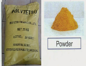 Poly Ferric Sulphate | Fe2(SO4)3 | Polymeric Iron Sulfate