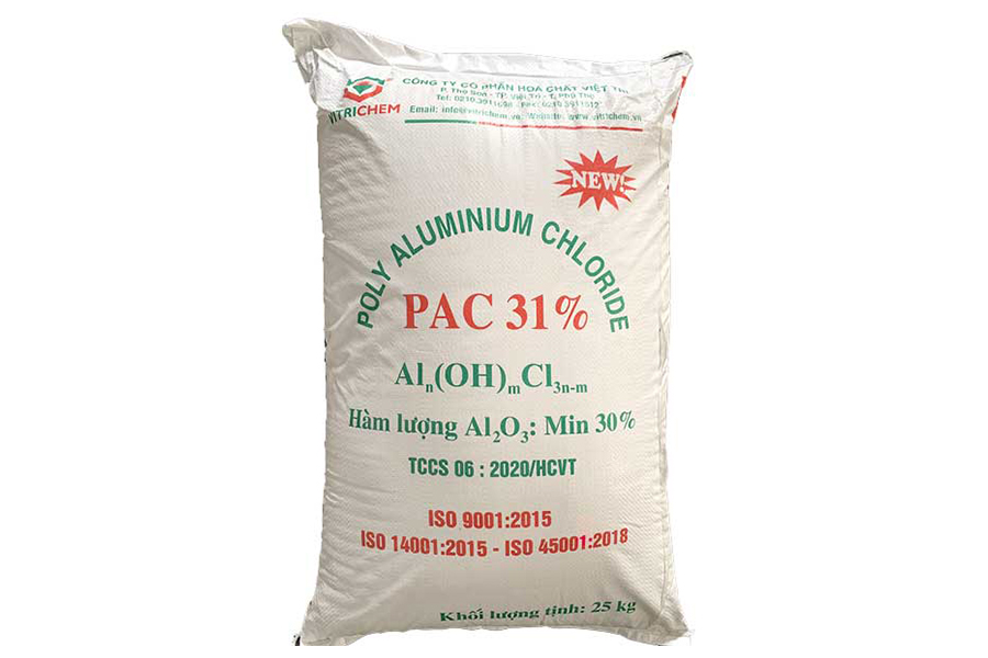 hóa chất PAC