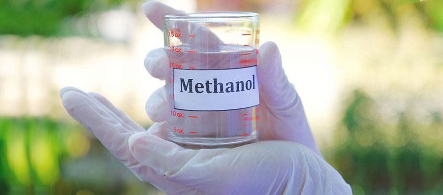 dung môi methanol công nghiệp
